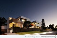 The Superb Views in South Perth House in Western Australia