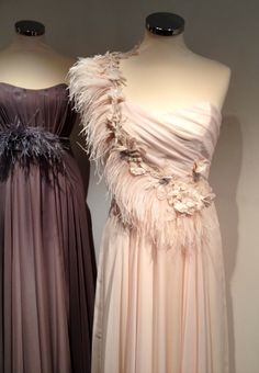 One-of-a-kind Evening gown by Britta Kjerkegaard at The Couture Gallery, London. www.thecouturgallery.com