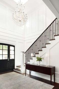 2 Story Foyer - Transitional -