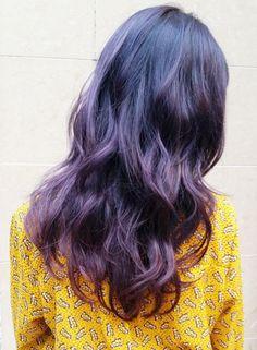 まとまる艶髪ロングディープヴァイオレット【AKAMEE表参道】 http://www.beauty-navi.com/style/detail/57481?pint ≪#haircolor #hairstyle #color #ヘアカラー #ヘアスタイル #髪形 #髪型 #外国人風 #ラベンダー #ヴァイオレット #パープル #紫 #lavender #purple #violet #longhair #longstyle #ロング ≫