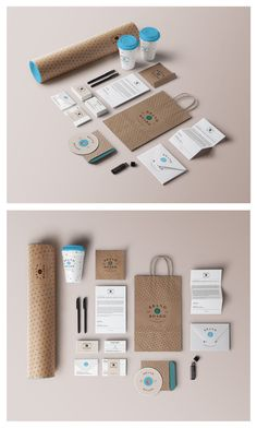 Stationery Branding Mock Up Vol 5-0 » Free Special GFX Posts Vectors AEP Projects PSD Web Templates