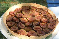 La tarte aux figues et spéculos