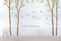 When We First Met  You Captured My Heart Wall Sticker