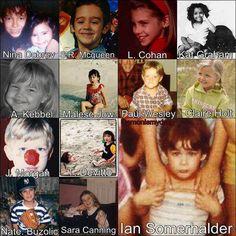TVD cast as kids my god so damn cute and beautiful as always