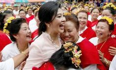 Schockstarre in Thailand: Yingluck entzieht sich Schuldspruch, Thailand Thailand, Crown, Fashion, Moda, Corona, Fashion Styles, Fashion Illustrations, Crowns, Crown Royal Bags