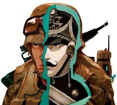 Illustration : les références métissées de Sachin Teng