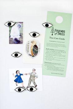 DIY Decor Trend: Eye Prints & Patterns   Apartment Therapy