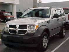 I love my Dodge Nitro! Way better than my old unreliable Saturn Vue.