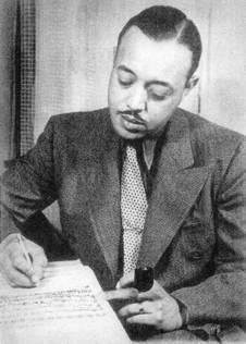 "William Grant Still was the first Black person to conduct a major American symphony orchestra, the first to have a symphony performed by a leading orchestra, the first to have an opera performed by a major opera company, and the first to have an opera performed on national television. He is often referred to as ""the Dean"" find his music: http://www.williamgrantstill.com/"