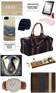 Rebecca Marin: Most Wanted: Valentine's Day Gifts for Him