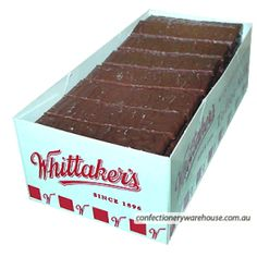Whittaker & Sons Toffee Milk 1kg Carton