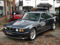 1995 BMW 3.8 M5 4dr 39 of 50 Made - UK Edition Petrol GUILDFORD - Top Marques