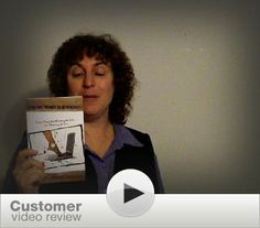 Randy Peyser, the woman who inspired and coached Kimberly to write her first book (Scrappy Project Management) recorded a video review of Scrappy Women in Business. Thanks, Randy!