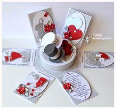 DSC_0433, Wedding exploding box