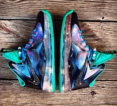 """""""nike lebron"""" These would be great to have for indoor lacrosse or when I play games on turf."""