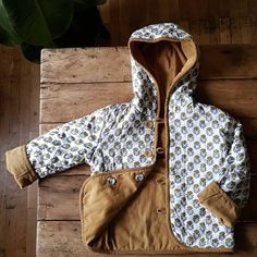 "288 Likes, 27 Comments - Little Cotton Clothes (@littlecottonclothes) on Instagram: ""Morning! I thought I'd give some attention to this little coat because it is just so gorgeous and…"""