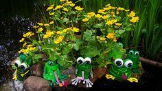 Jak zrobić żabki z doniczek - Pomysły plastyczne dla każdego