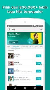 Sing! Karaoke by Smule- gambar mini tangkapan layar