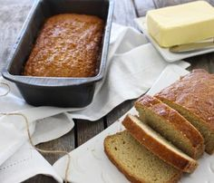 Gluten-Free Coconut Bread. It is delicious and very simple to make!