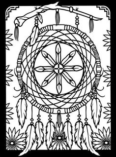 38 Best Native American Coloring pages images | Coloring pages ...