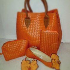 orange things