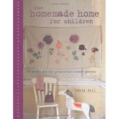 great book with tons of handmade ideas for children, including playtime/craft projects!