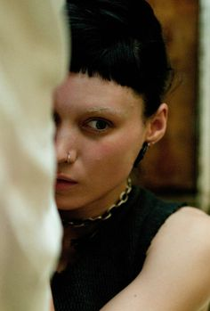 Rooney Mara in The Girl With the Dragon Tattoo (2011)