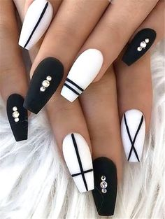 Nagelideen 113 elegant nail designs for short nails page 12 When remodeling your kitchen, it Elegant Nail Designs, Long Nail Designs, Elegant Nails, Stylish Nails, Creative Nail Designs, Best Nail Art Designs, Summer Acrylic Nails, Best Acrylic Nails, Summer Nails