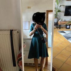 International Size Guide And Measuring Chart | Etsy Blue Midi Dress, Navy Blue Dresses, Cocktail Vestidos, Sundress Pattern, Short Sleeve Dresses, Dresses With Sleeves, Long Sleeve, Linen Shirt Dress, Circle Dress