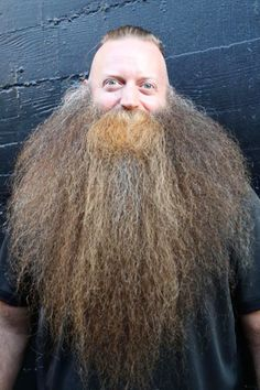 5 Crazy Combos From The Beard And Moustache Championships