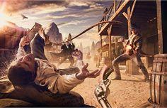 Wild West by Caleb Kuhl