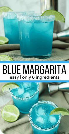 Kirsch-Minz-LimonadeKirsch-Minz-Limonade: Fruchtige Limonade mit Kirsch-Geschmack, Ingwer und Minze 3 ingredient cocktail is an easy blue curacao drink you'll want to try this.This 3 ingredient cocktail is an easy blue curacao drink you'll Liquor Drinks, Cocktail Drinks, Cocktail Recipes, Beverages, Tequilla Cocktails, Bourbon Drinks, Cocktail Shaker, Classic Margarita Recipe, Frozen Margarita Recipes
