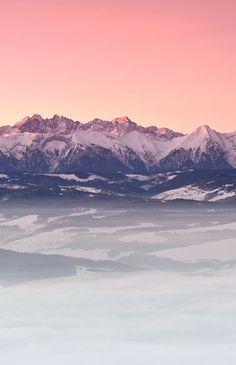 The Tatra Mountains, Poland