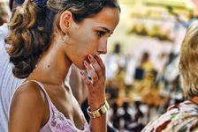 Young girl in market, Havana - Jay Dorfman