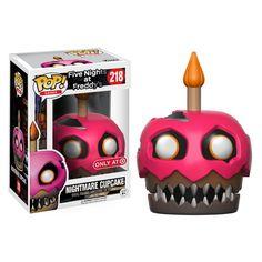 Funko POP Five Nights At Freddy's NM Cupcake Mini Figure : Target