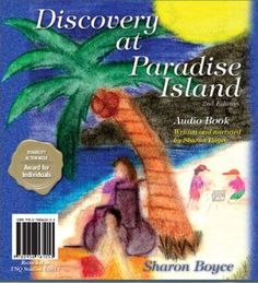 Discovery at Paradise Island - Sharon Boyce NSW English Syllabus Suggested Texts S1