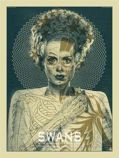 Brian Ewing - Swans