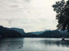 What a view! #slovenia #bled #weekendfun