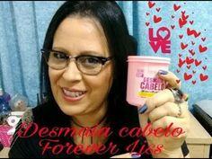 Desmaia Cabelo Forever Liss