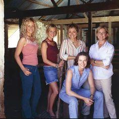 My favorite group of ladies...!