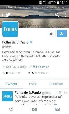 Folha de S Paulo
