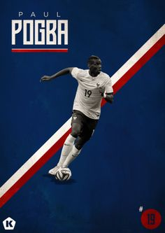 Top 5 Youngsters at the 2014 World Cup | KICKTV by Luke Barclay, via Behance