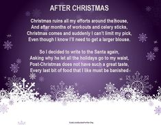 Very Funny Christmas Poems 2020 that make you Laugh Short Funny Christmas Poems, Merry Christmas Quotes, Christmas Images, Christmas Humor, After Christmas, Xmas, Funny Poems, Silly Jokes, Very Funny
