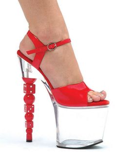 Hooker heels and Heels on Pinterest