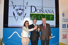 Presentación #DoñanaGolf #RocíoJubilar #Fitur2013