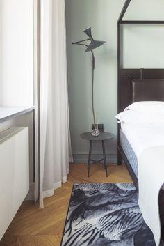 Nobis Hotel Copenhagen - Picture gallery Best Interior, Home Interior, Interior Design, Hotel Inspired Bedroom, New Bed Designs, Diy Bedroom Decor, Home Decor, Teen Bedroom, New Furniture