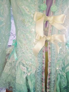 Reserved for Axelle seafoam aqua mint by mermaidmisskristin, $160.00
