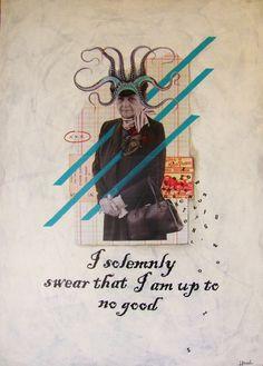 I solemnly  by Teresa Cucala
