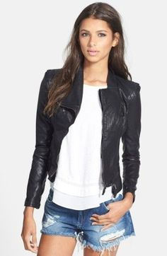 Women's Blanknyc Faux Leather Jacket  Fashion, Dream, Girl, Love, Pretty, Spring, Summer, Fall, Autumn, Winter, Sweet, Make Up, Model, Model, Style, Cute, Forever, Beautiful, Lovely, Want, Heart, Awesome, Unique, Hipster, Pretty, Dreams, Simple, Outfit, Clothes, Accessories, Color #ad