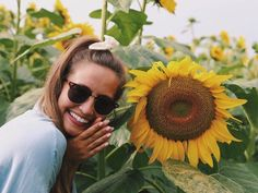 Dreaming about these sunflower fields tonight Sunflower Feild, Kristin Johns, Sunflower Photography, Sunflower Pictures, Portraits, Senior Pictures, Senior Pics, Mellow Yellow, Insta Photo